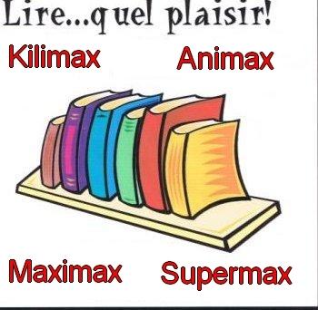 Abonnements: kilimax, animax, maximax, supermax