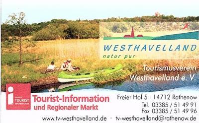 Foto zur Meldung: 25 Jahre Tourismusverein Westhavelland e. V.