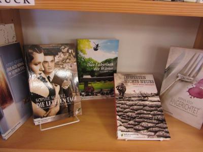 Foto zur Meldung: Neue Bücher in Einfacher Sprache
