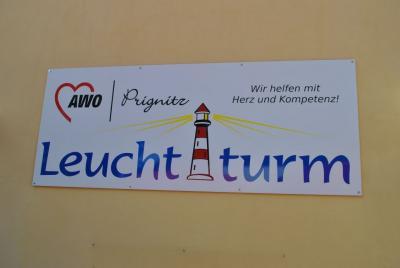 """Vorschaubild zur Meldung: Tag der offenen Tür zum 10jährigen Bestehen der AWO Wohnstätte """"Leuchtturm"""" in Wittenberge"""