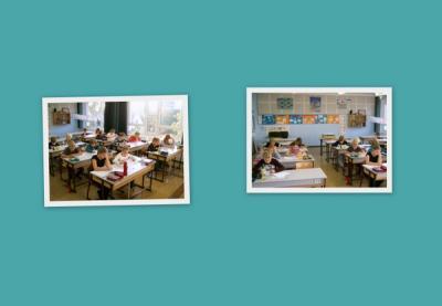 Foto zur Meldung: Schulstufe gelaufen
