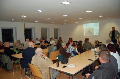 Foto zu Meldung: Vortrag über die Haltung von Zootieren im Zoo und im Tierpark Berlin