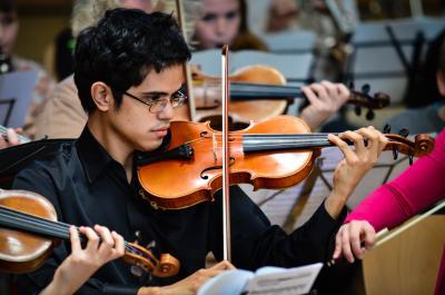 Vorschaubild zur Meldung: Sinfonie-Orchester: Nächsten Probenphasen