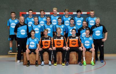 Foto zur Meldung: Oberliga HH/SH  mJB   HSV Hamburg  -  TSV Sieverstedt  37 : 24