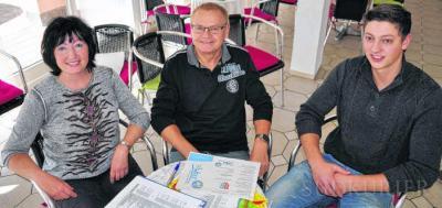 Foto zur Meldung: Zeitungsartikel zum LEBENSWert