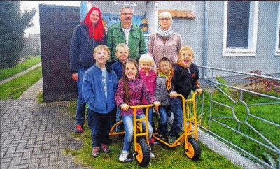 Foto zur Meldung: Spenden für Rheinsberger AWO-Kindertagesstätten