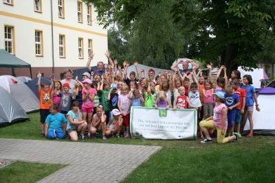 Foto zu Meldung: Camping mit unseren polnischen Freunden