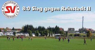 Foto zu Meldung: Präsidenten- Hattrick beim 8:0 gegen Reinstedt