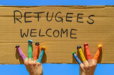 Foto zu Meldung: Übersetzungshilfen für Deutsche und Flüchtlinge in Textform