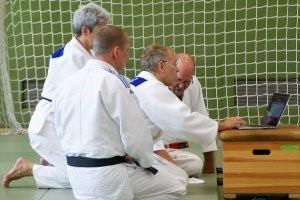 Foto zur Meldung: NJV Bericht zum Kata-Workshop in Hemmingen am 07./08.11.2015