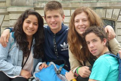 Foto zur Meldung: Kolumbianische Austauschschüler suchen Gastfamilien!