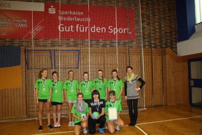Foto zur Meldung: Finale Jugend trainiert, Handball WK II m+w