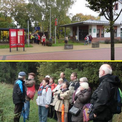 Foto zur Meldung: Mit dem NEB-WanderExpress nach Rehfelde