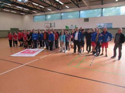Foto zur Meldung: 1. LWG- Cup in Laage