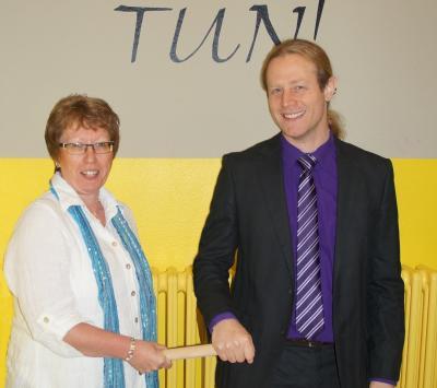 Foto zu Meldung: Neue Spitze beim Niederlausitzer Studieninstitut für kommunale Verwaltung