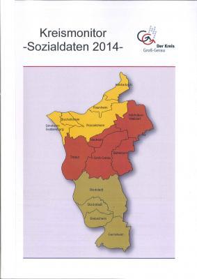 Foto zur Meldung: Kreismonitor Sozialdaten 2014
