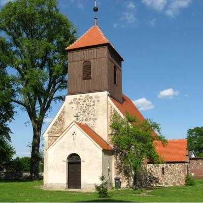 Kirche Lichtenow