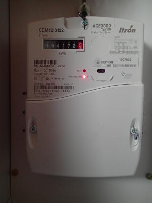 Foto zur Meldung: ÜWG wechselt Stromzähler im Kreis Groß-Gerau