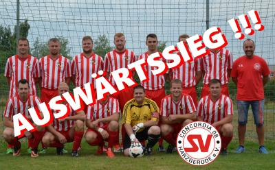 Foto zu Meldung: Harzoberliga : 1:0 Auswärtssieg in Veckenstedt