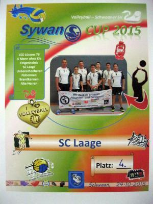 Foto zur Meldung: SYWAN – CUP 2015