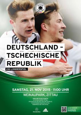 Foto zur Meldung: Die DFB-Elf zu Gast in Zittau