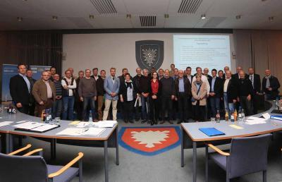 Foto zur Meldung: Gründungsversammlung BürgerEnergieGenossenschaft Schaumburg eG