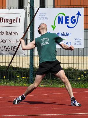 Foto zur Meldung: Großer Werfer-Mehrkampf 2015