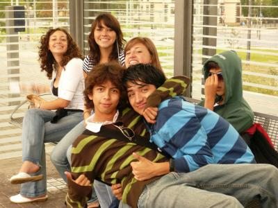 Foto zu Meldung: Lust auf Besuch?  Lateinamerikanische Schüler suchen Gastfamilien!
