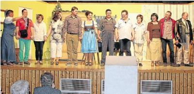 Foto zur Meldung: Theatergruppe aus Oberneisen nimmt einen zweiten Anlauf