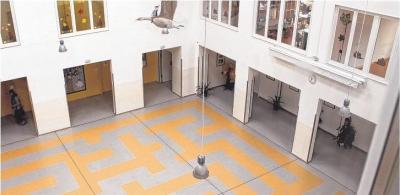 Foto zur Meldung: Stadt gibt für energetische Sanierung und Aufwertung des fast 40 Jahre alten Hauses 1,45 Millionen Euro aus