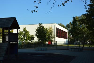 Foto zur Meldung: Wieder Sport in der Allende-Halle