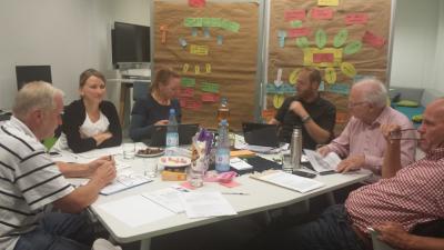 Foto zur Meldung: Studie: Was freiwilliges Engagement für die Regionen leistet