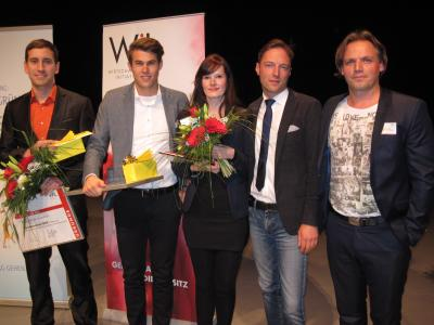 Foto zu Meldung: LEX 2015: Sieger kommen aus der Zukunft Lausitz