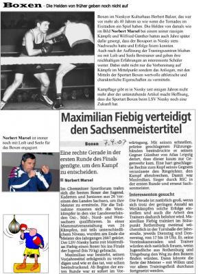 Foto zur Meldung: Jahresrückblick 2007