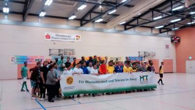 Foto zur Meldung: Tolleranz Cup 2015