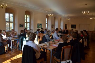 """Foto zur Meldung: Treffen der Sachgebiete """"Organisation"""" der Personalämter"""