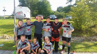 Foto zur Meldung: U15 Heimspiel und U17 Auswärts