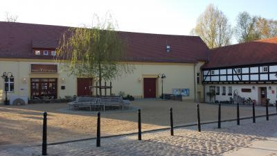 Foto zur Meldung: REGION: Altes Warmbad Buckow zählt 19 000 Gäste