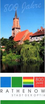 Foto zur Meldung: 800 Jahre Rathenow