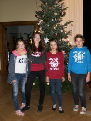 Foto zur Meldung: Weihnachtsbasar