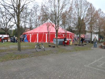 """Foto zu Meldung: Projektwoche mit Zirkus """"Fouquetti"""""""