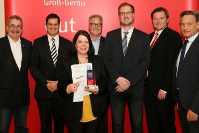 Foto zur Meldung: Deutscher Bürgerpreis 2015 für den Erzgebirgischen Heimatverein