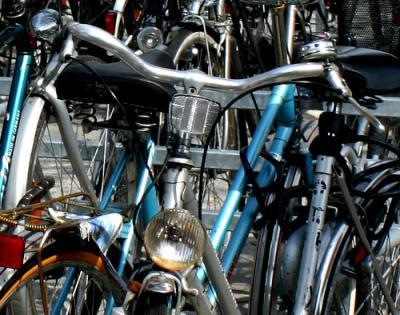 Foto zur Meldung: Spendenaufruf Fahrräder für unsere Flüchtlinge