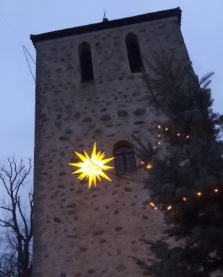 Foto zu Meldung: Weihnachtskonzert des Rehfelder Sängerkreises