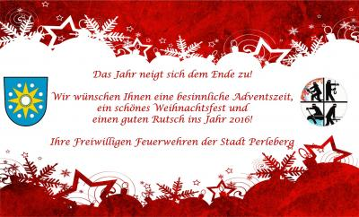 Weihnachtsgrüße Feuerwehr öffentlichkeitsarbeit | My blog