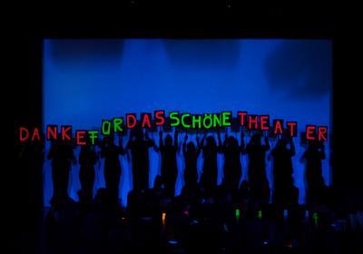 Foto zur Meldung: Theater Zielitz eröffnet – rund 600 Besucher am Tag der offenen Tür