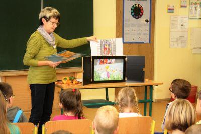 Foto zur Meldung: Vorlesetag