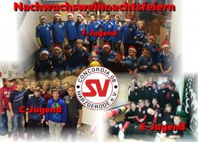 Foto zu Meldung: Weihnachtsfeiern der F-, E- und C- Jugend
