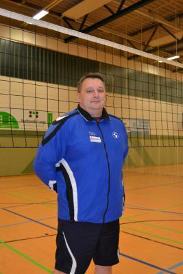 Foto zur Meldung: Volleyballer des SC Laage unter neuer Leitung