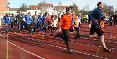 Foto zur Meldung: 2. Lauf - Paarlaufserie 2015/16